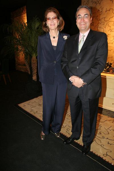 Tobie Roosevelt & Warren Scharf