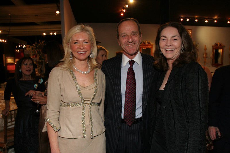Hillary Geary Ross, Peter Gregory & Virginia Coleman