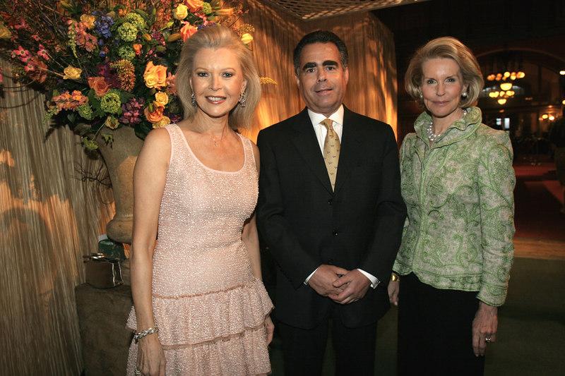 Audrey Gruss, Allen Brill & Sydney Shuman