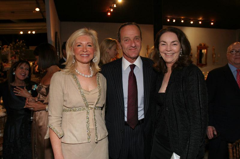 Hillary Geary Ross, Peter Gregory & Virginia Coleman
