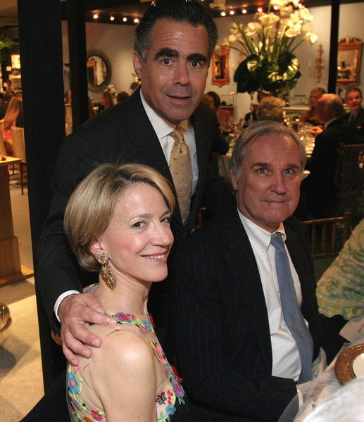 Diana Quasha, Allen Brill & David Patrick Columbia