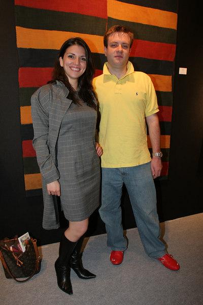"<a href=""http://www.valeriatignini.com/"">Valeria Tignini</a> and Nicolas Suleymangil"