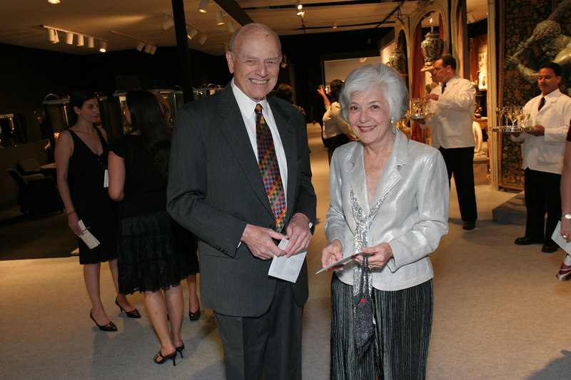 Ann and Mal Barasch