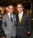 "<a href=""http://www.centralparknyc.org/20861/27023"">Robert Rufino</a> & Allen Brill, President & CEO of Rolex Watch, USA, Inc."