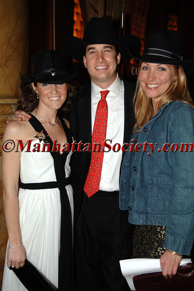 Katie Donovan, Tom Donovan, Meredith Taylor