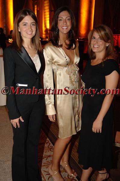 Christine Mozian, Trisha Gregory & Lori Valvano