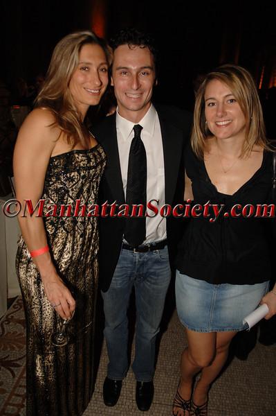 Dawn Palo Sandoval, Tacho Sandoval & Valerie Gurka