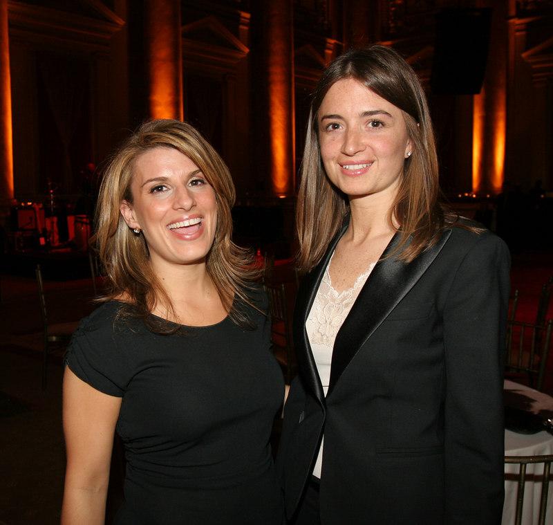 Lori Valvano & Christine Mozian
