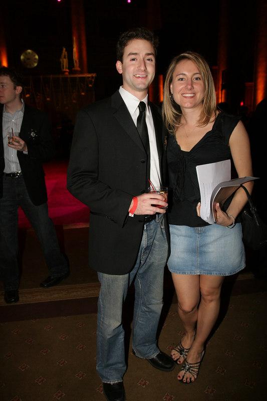 Andy Litinsky & Valerie Gurka