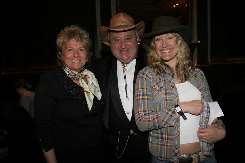 Donna Sylvestri, Ron Sylvestri & Alison Bulman