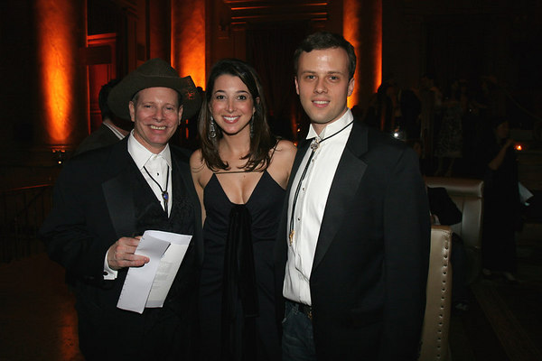 Lane Katz, Nicole Denvir & Chris Ruegger