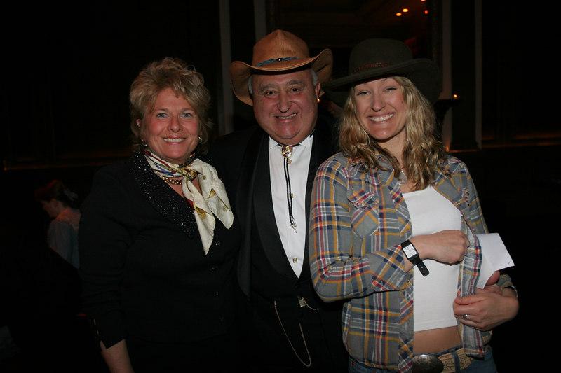 Donna Sylvestri, Ron Sylvestri & ?