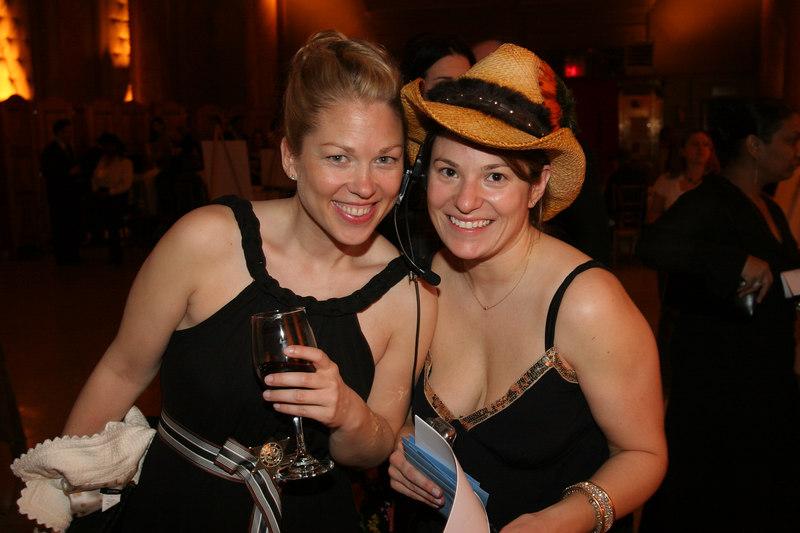 Elizabeth Jenkins & Ally Sylvestri