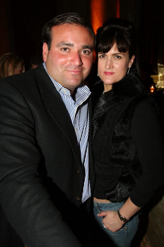 Ronald Sylvestri, Jr. & Jill Himmelman