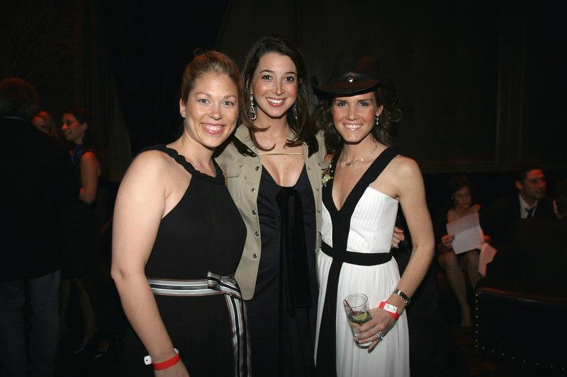 Elizabeth Jenkins, Nicole Denvir & Katie Donovan