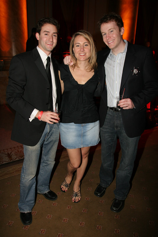 Andy Litinsky, Valerie Gurka & friend