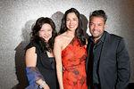 Susan Shin, Dayssi Olarte de Kanavos & Carlos Mota