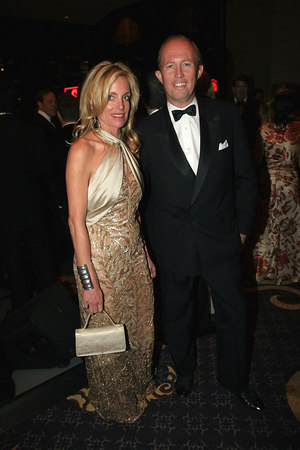 """Rachel Hovnanian & <a href=""""http://www.angelfire.com/celeb/millers/gilbertson.html"""">Mark Gilbertson</a>"""