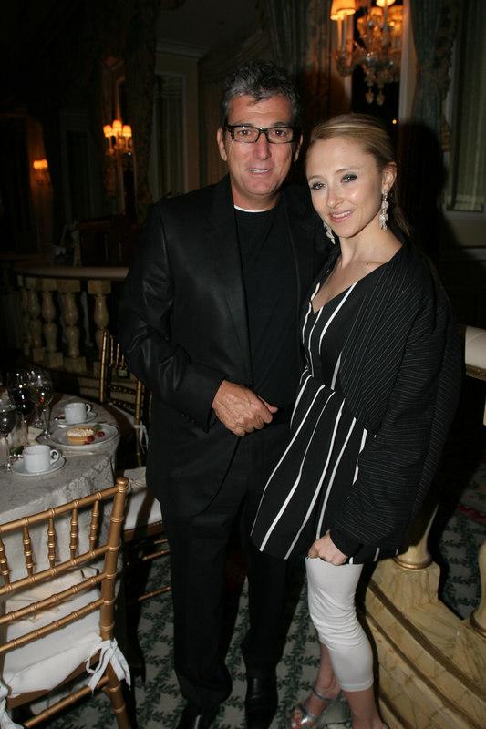 Andrew Rosen & Designer Stacey Bendet