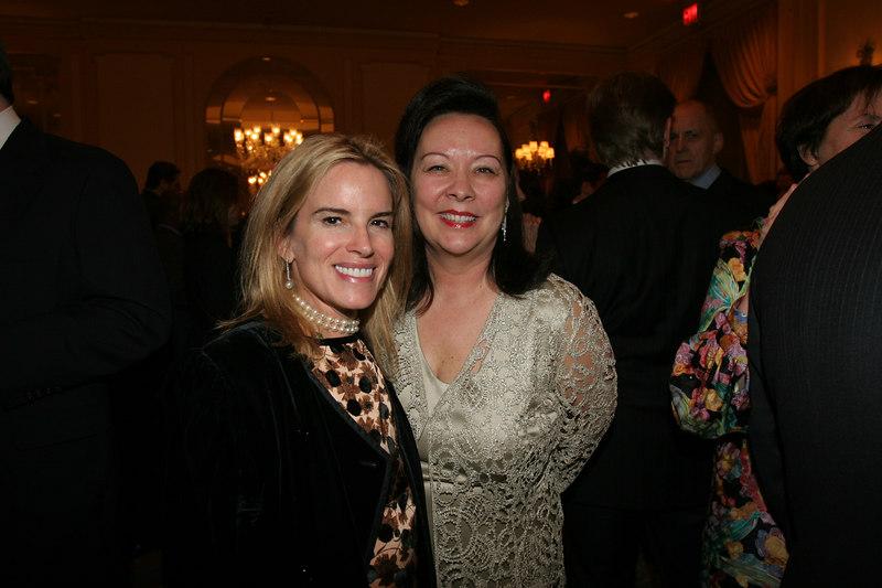 Elizabeth Finkle Eliot & Charlotte Prince (Chair, Board of Directors)