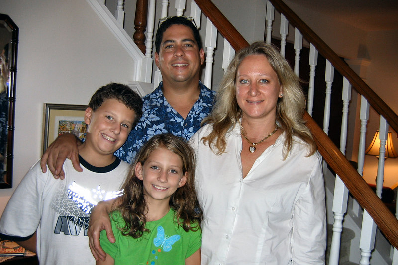 Quinn, Val, Chandler and Delaney
