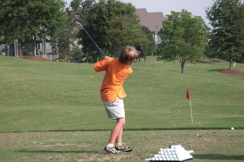 jacob -Golf