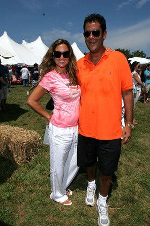 Carole & Todd Rome (President, Blue Star Jets)