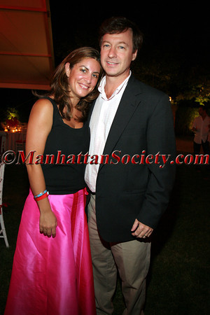 Honorary Benefit Committee Members: Jennifer Gould Keil & Braden Keil from the New York Post