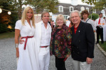 Dee Ocleppo,Tommy Hilfiger,  Diane Amarosa Executive Director of the Suffolk County Chapter American Red Cross,  & Bill Miller