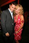 Brook Hazelton (Phillips de Pury & Company) & Linda Argila