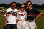 Lionel Piriano, Nina Griscom & Zack Bacon