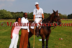 Tina Perry, Dexter King & Yvonne Morabito (Hennessy Team Captain)