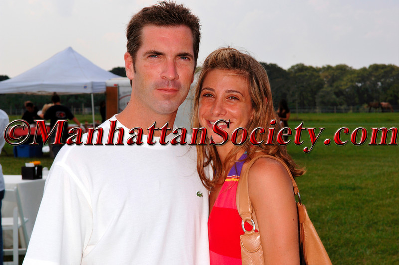 Justin Mitchell, Publisher of Social Life Magazine and girlfriend Denay Yarnell
