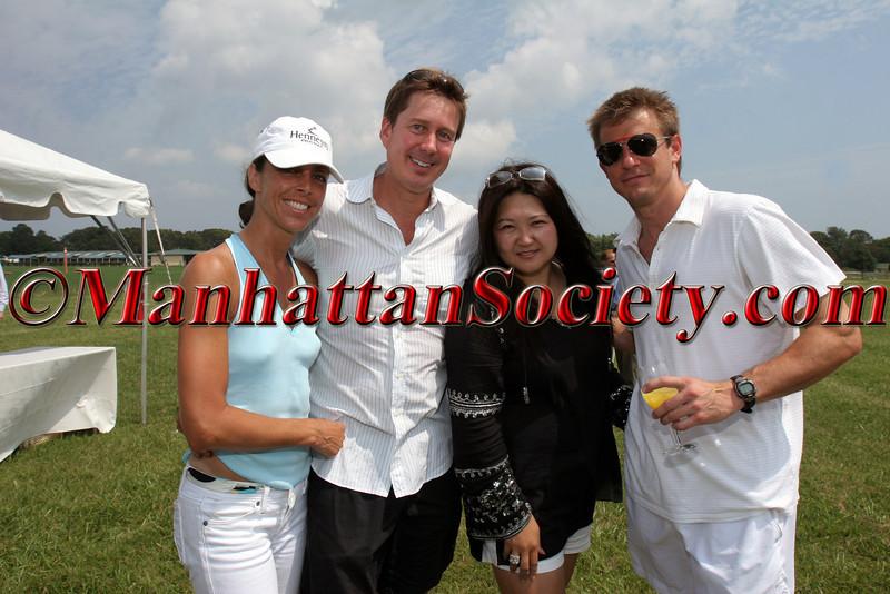 Yvonne Morabito, Chad Ritchie, Susan Shin & ?