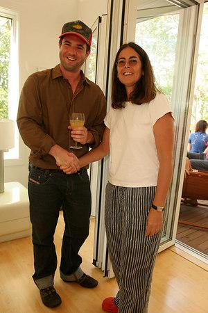 Mike Latham & Leslie Hoffman