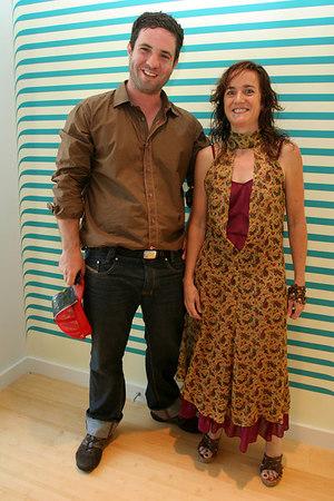 Mike Latham & Megan Riley