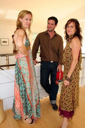 Cindi Cook, Mike Latham & Megan Riley