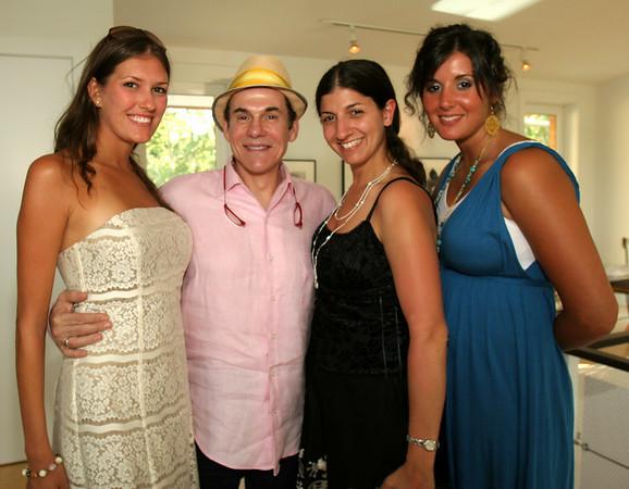 Renee Lucas, R Couri Hay, Marie Assante & Natalie Maniscalco