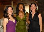 Regan Lynn, Majora Carter & Jennifer Roesner