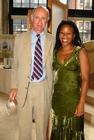 MAS President Kent Barwick & Majora Carter