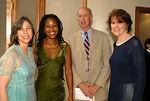 Susan K Freedman, Majora Carter, Kent Barwick & Jean Tatge