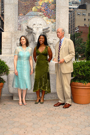 Susan K Freedman, Majora Carter & Kent Barwick