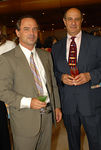 Adrien Benepe (Commissioner, New York City Parks) & ?