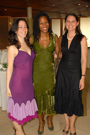 Regan Lynn, Majora Carter & Jennifer Roesner