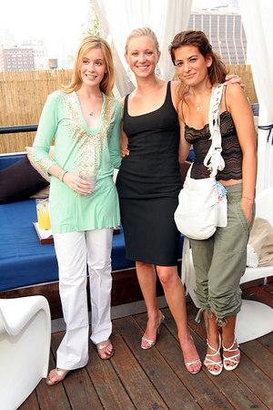 Casey Dress, Louisa Serene & Leila Antakly.