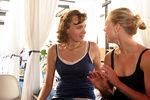 Jivamukti Yoga Instructor Paisley Fenyes& Designer Louisa Serene