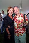 Board Member Jane Rivkin and her husband, Jack Rivkin