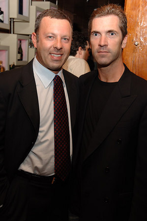 "<a href=""http://www.mb-ny.com"">Marco Battistotti</a> and Justin Mitchell"