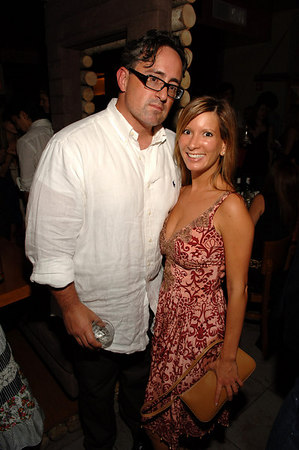 Chris London & Elisia Abrams