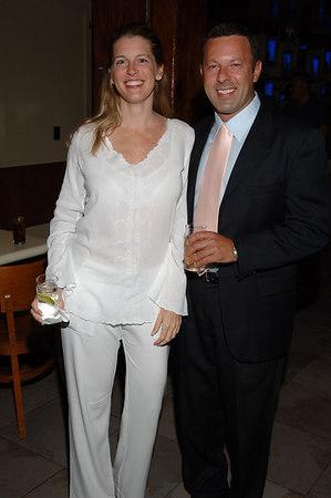 Melissa Jackson and Marco Battistotti